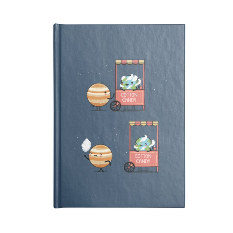 Cotton candy Accessories Notebook by wawawiwadesign's Artist Shop