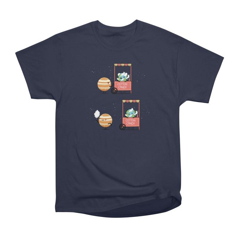 Cotton candy Women's T-Shirt by wawawiwadesign's Artist Shop