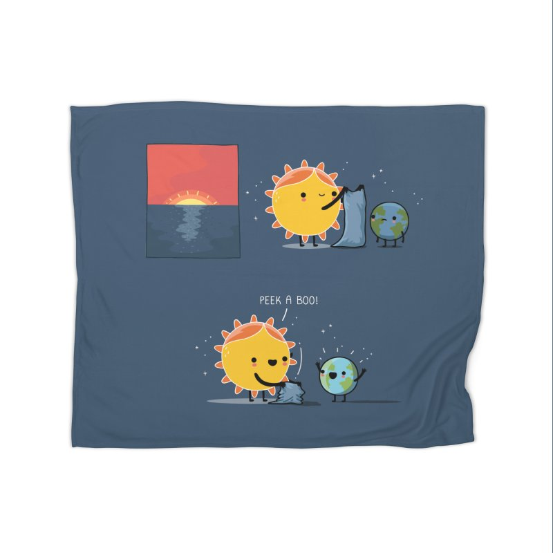 Peek-a-boo! Home Blanket by wawawiwadesign's Artist Shop