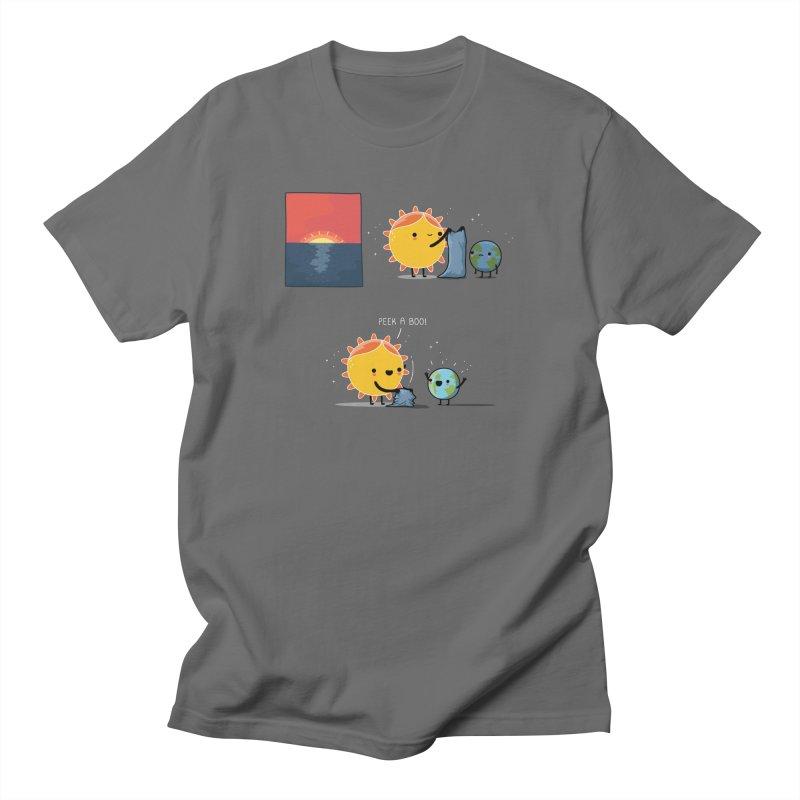 Peek-a-boo! Men's T-Shirt by wawawiwadesign's Artist Shop