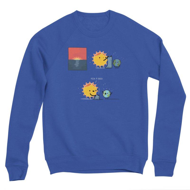 Peek-a-boo! Women's Sweatshirt by wawawiwadesign's Artist Shop