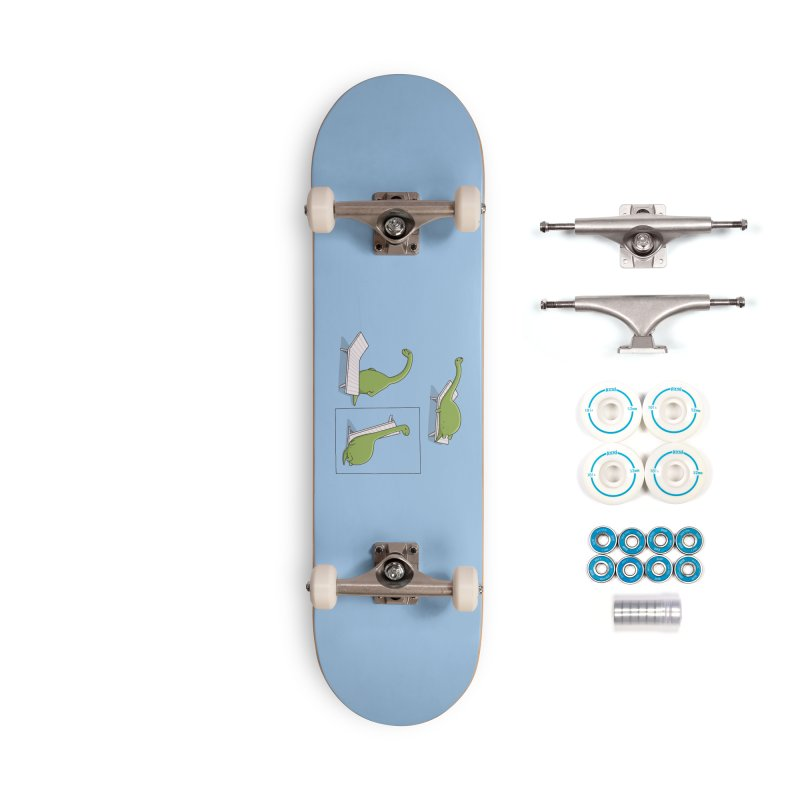 Find a solution Accessories Skateboard by wawawiwadesign's Artist Shop