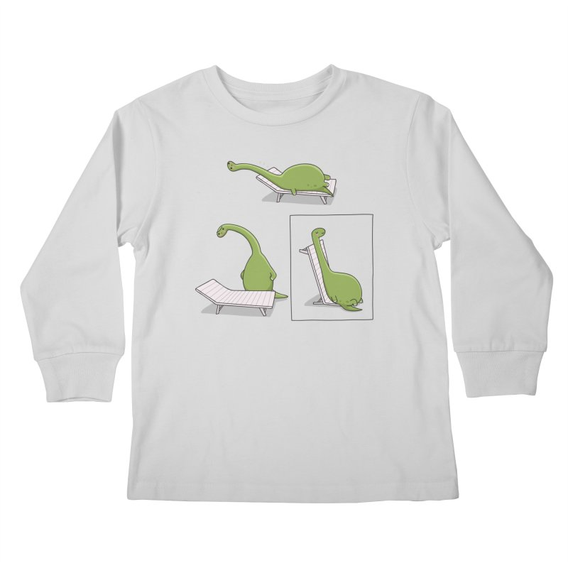 Find a solution Kids Longsleeve T-Shirt by wawawiwadesign's Artist Shop