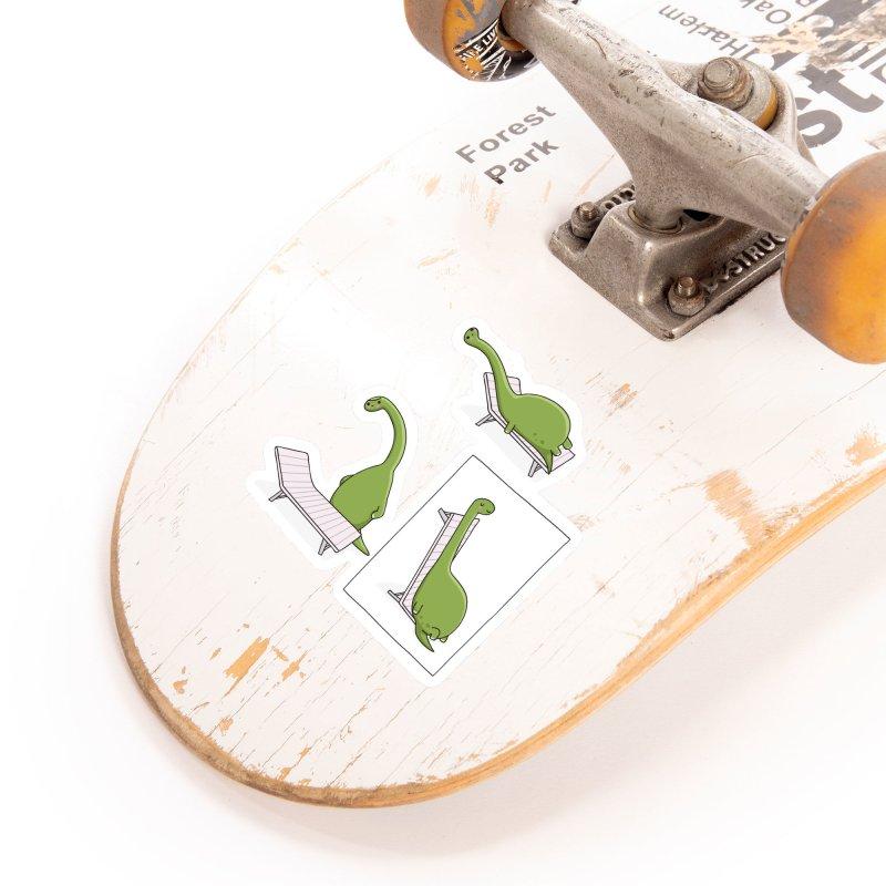 Find a solution Accessories Sticker by wawawiwadesign's Artist Shop