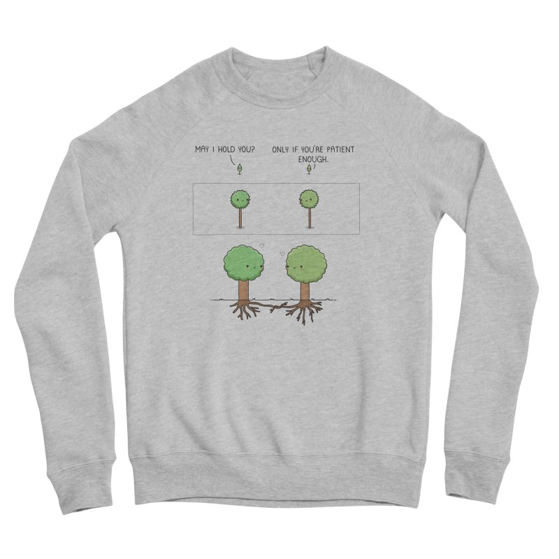 Patience Women's Sweatshirt by wawawiwadesign's Artist Shop