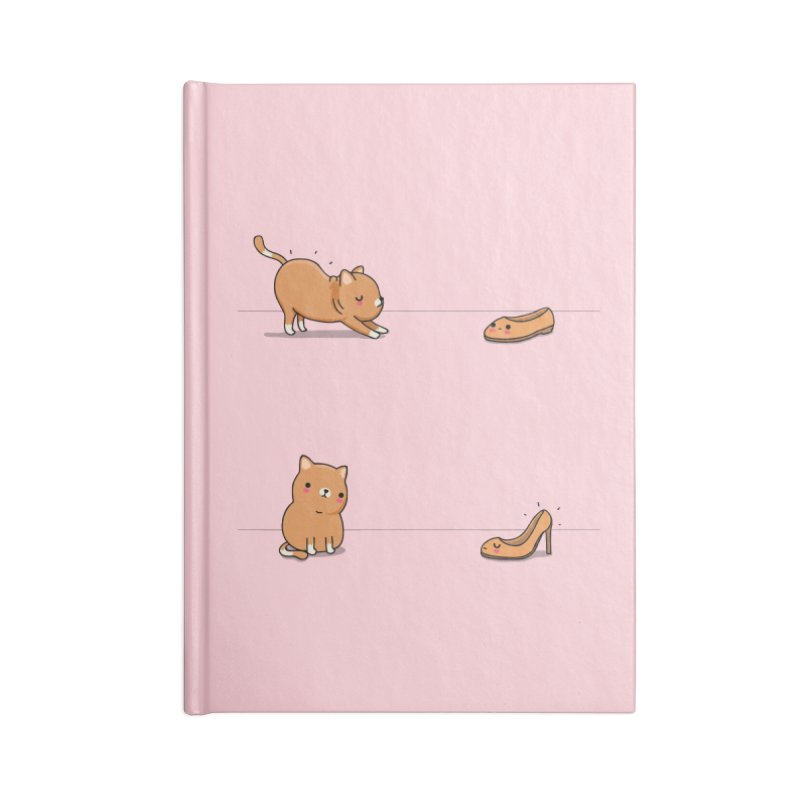 Contagious stretching Accessories Notebook by wawawiwadesign's Artist Shop