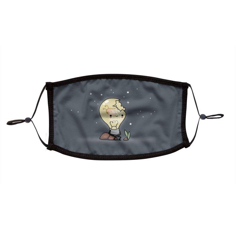 Shining Accessories Face Mask by wawawiwadesign's Artist Shop