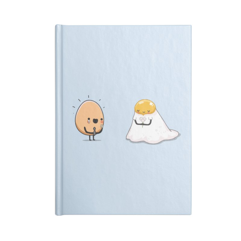 Eggmotional Accessories Notebook by wawawiwadesign's Artist Shop