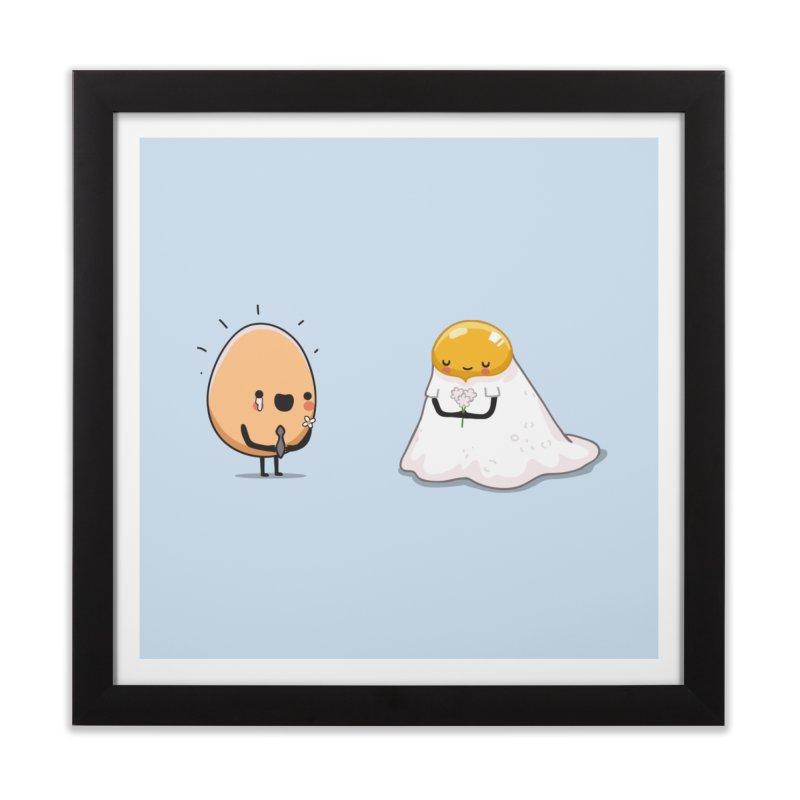 Eggmotional Home Framed Fine Art Print by wawawiwadesign's Artist Shop