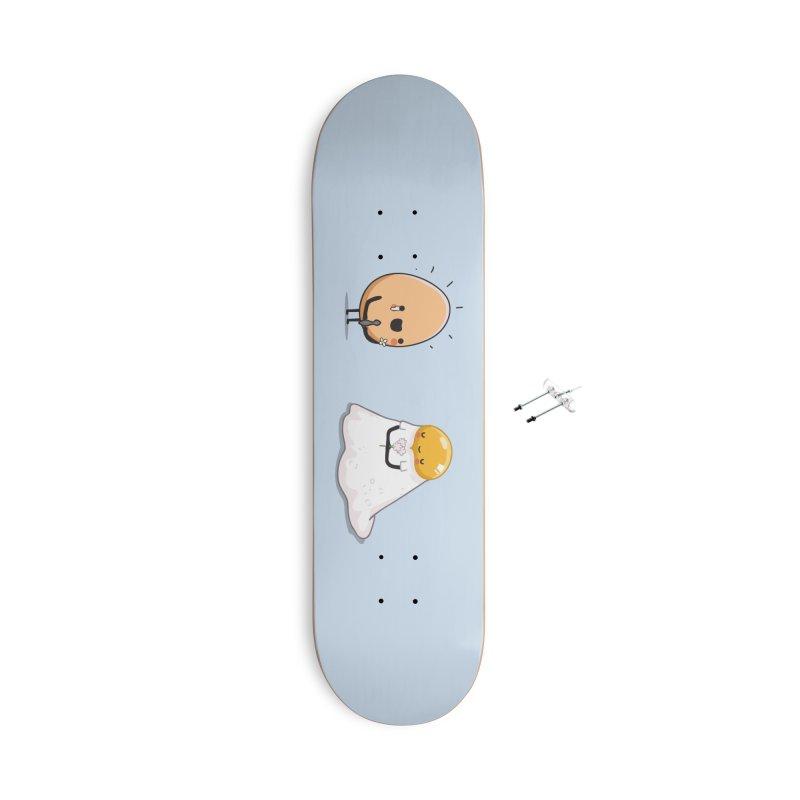 Eggmotional Accessories Skateboard by wawawiwadesign's Artist Shop