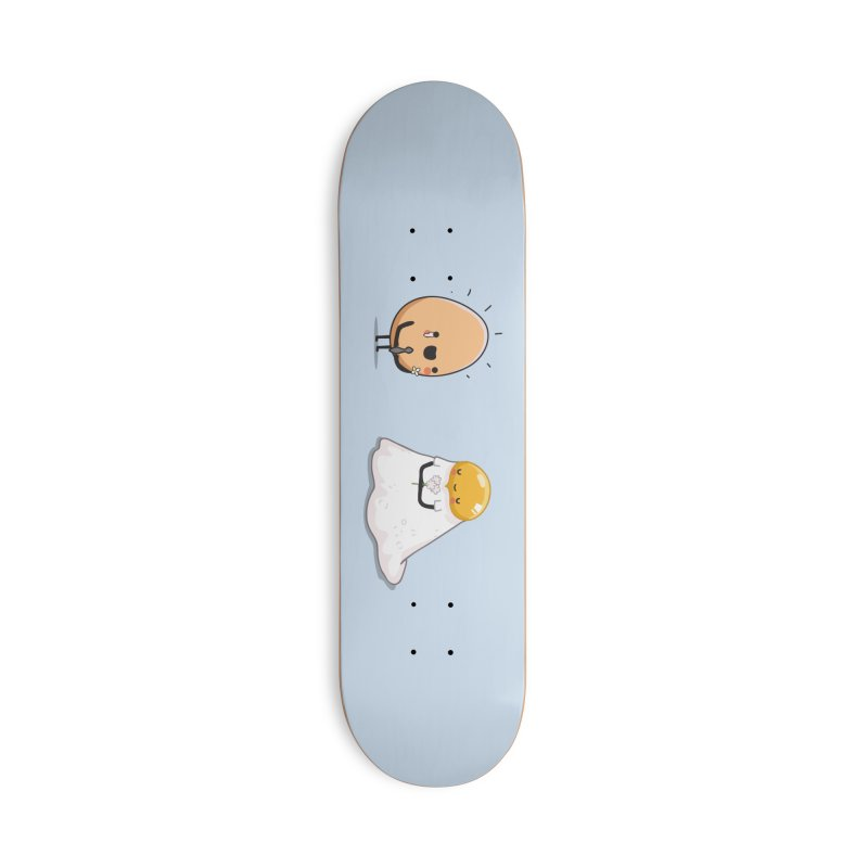 Eggmotional Accessories Skateboard by wawawiwadesign's Artist Shop