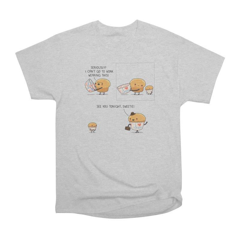 I love daddy Men's T-Shirt by wawawiwadesign's Artist Shop