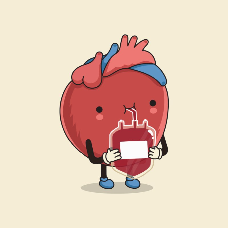 Drink hearty Kids Longsleeve T-Shirt by wawawiwadesign's Artist Shop