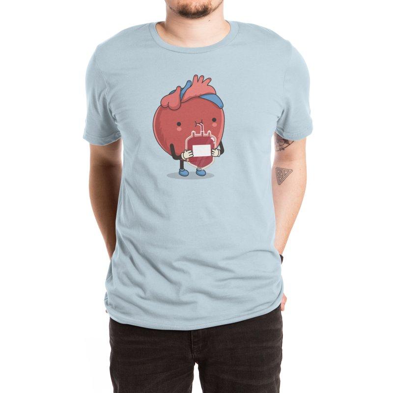 Drink hearty Men's T-Shirt by wawawiwadesign's Artist Shop