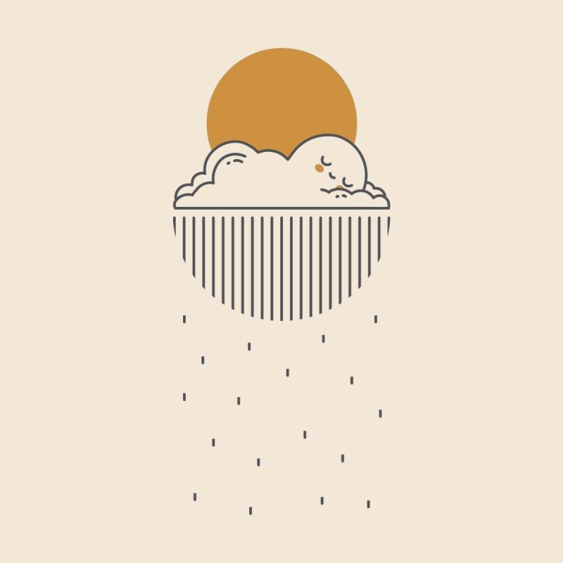 Sleepy cloud Men's T-Shirt by wawawiwadesign's Artist Shop