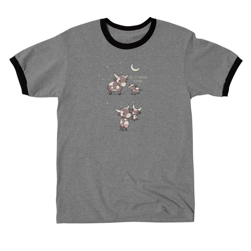 Do it again! Men's T-Shirt by wawawiwadesign's Artist Shop