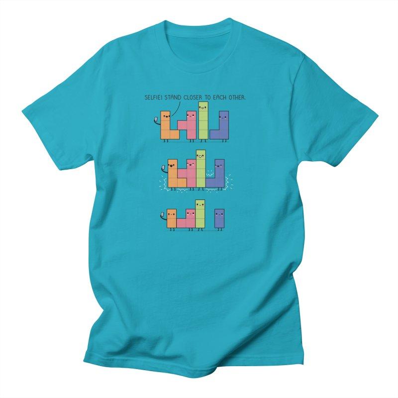 Stand closer Men's T-Shirt by wawawiwadesign's Artist Shop