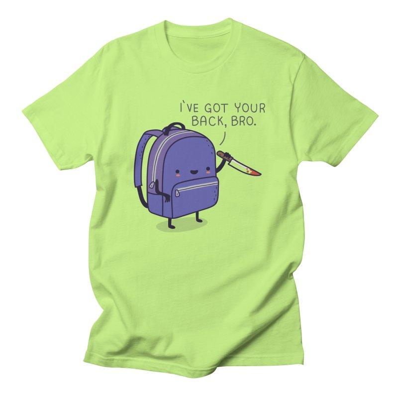 I got your back Men's T-shirt by wawawiwadesign's Artist Shop