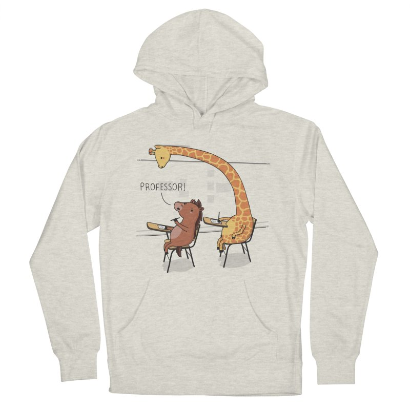 Professor! Women's Pullover Hoody by wawawiwadesign's Artist Shop