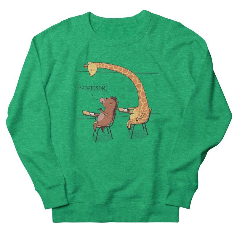 Professor! Women's Sweatshirt by wawawiwadesign's Artist Shop