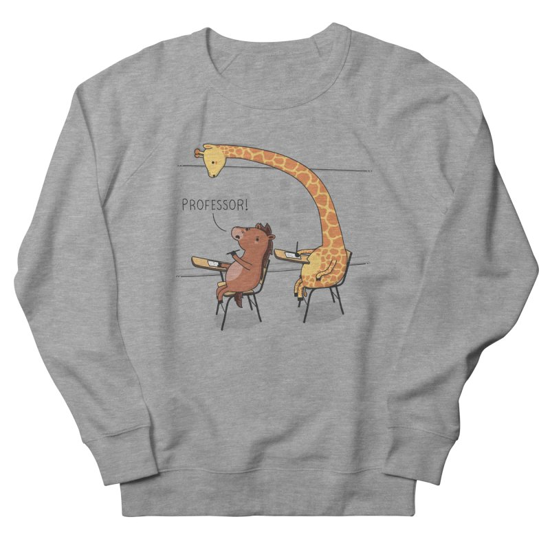 Professor! Men's Sweatshirt by wawawiwadesign's Artist Shop