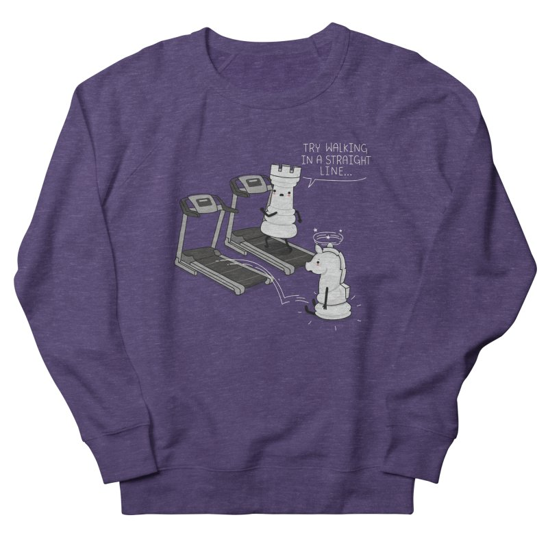 In a straight line Women's Sweatshirt by wawawiwadesign's Artist Shop