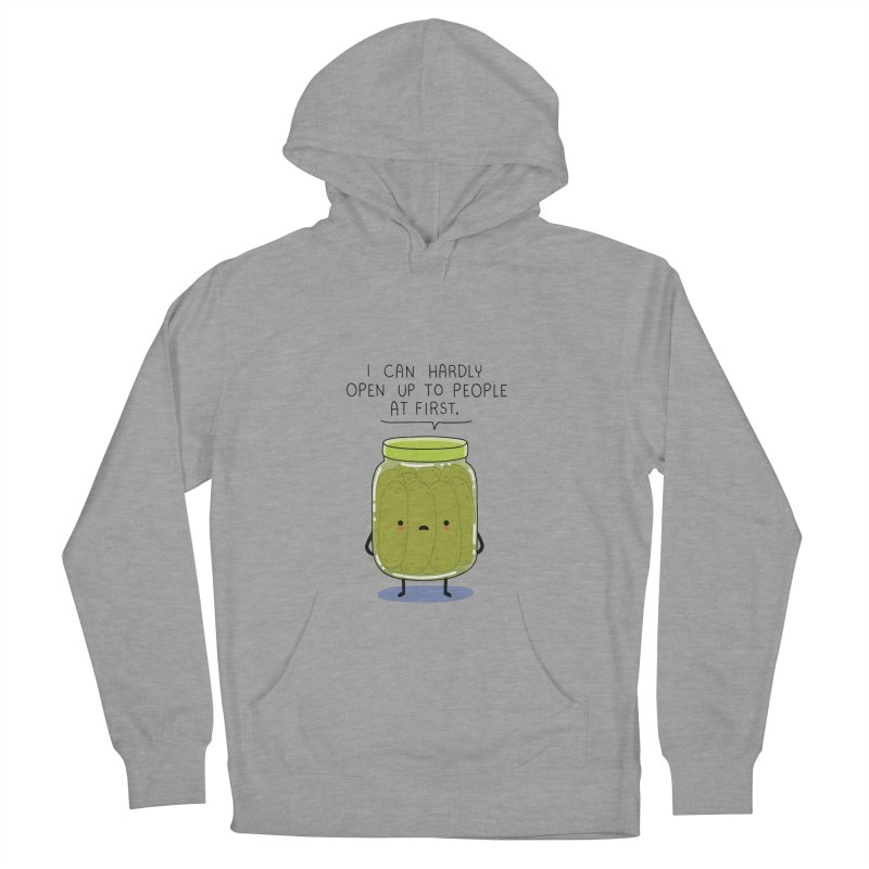 Introverted jar Men's Pullover Hoody by wawawiwadesign's Artist Shop