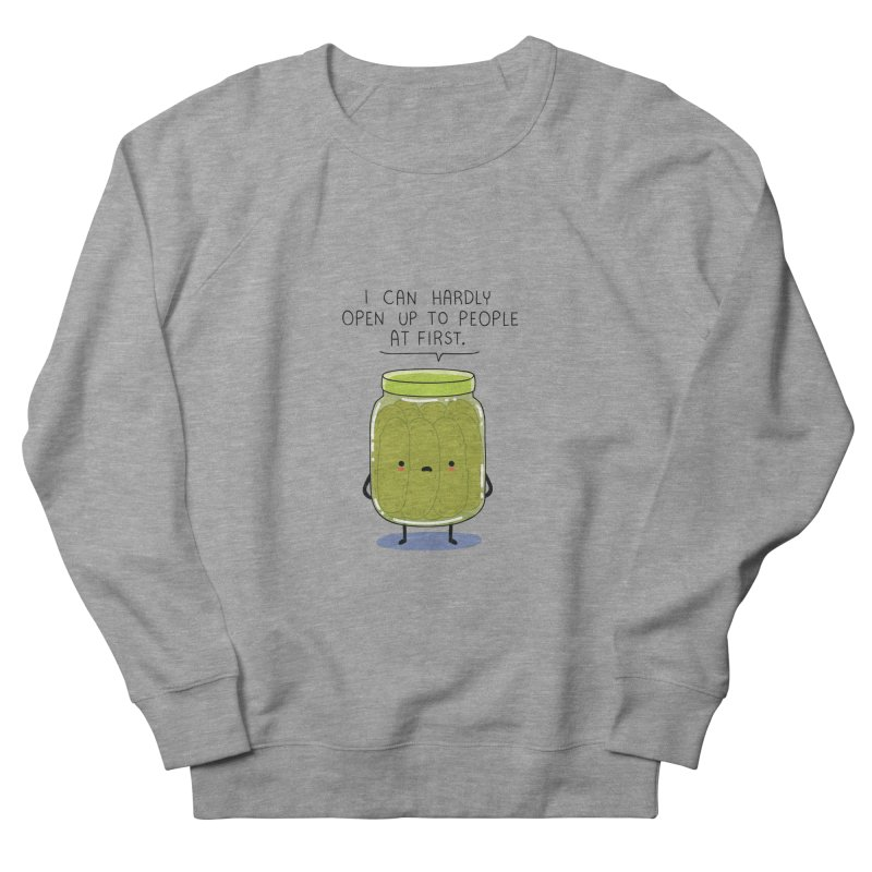 Introverted jar Men's Sweatshirt by wawawiwadesign's Artist Shop