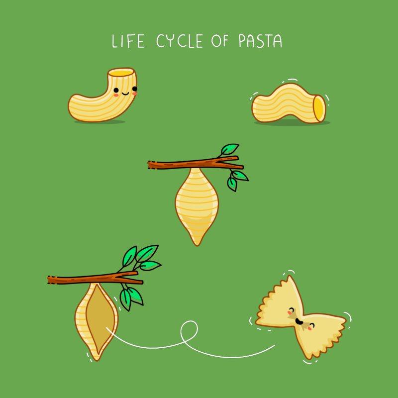 Life cycle of pasta Men's T-Shirt by wawawiwadesign's Artist Shop