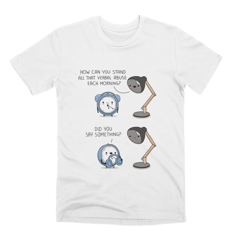 Verbal abuse Men's T-Shirt by wawawiwadesign's Artist Shop