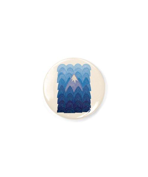 Towering Mountain : blue