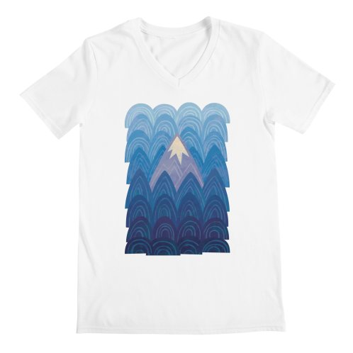 image for Towering Mountain : blue