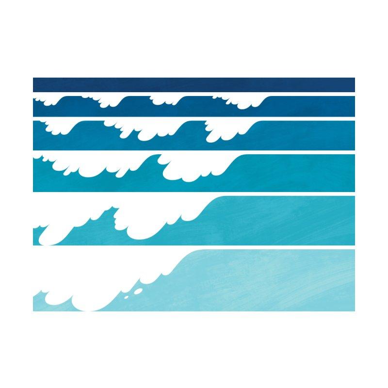 Wave Cascade by Waynem