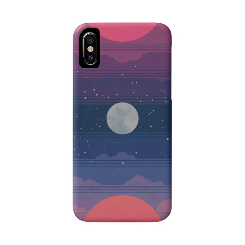 Sunrise to Sunset Accessories Phone Case by Waynem