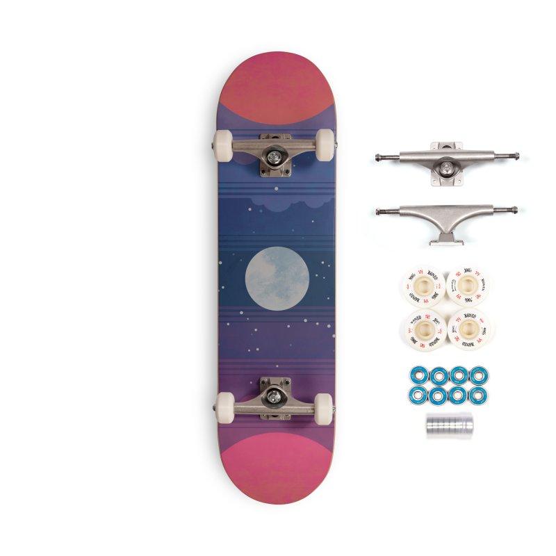 Sunrise to Sunset Accessories Complete - Premium Skateboard by Waynem