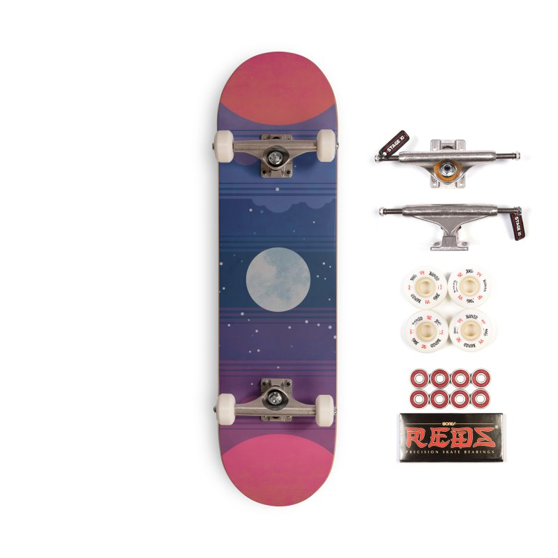 Sunrise to Sunset Accessories Complete - Pro Skateboard by Waynem