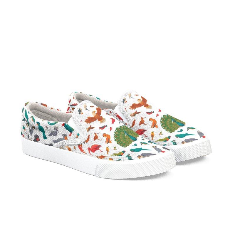 Aerial Spectrum : Pattern Women's Shoes by Waynem