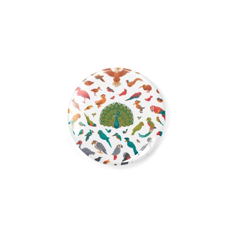 Aerial Spectrum : Pattern Accessories Button by Waynem
