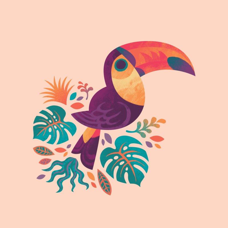 Tropical Toucan by Waynem