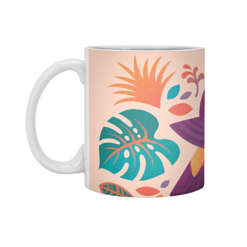 Tropical Toucan Accessories Standard Mug by Waynem