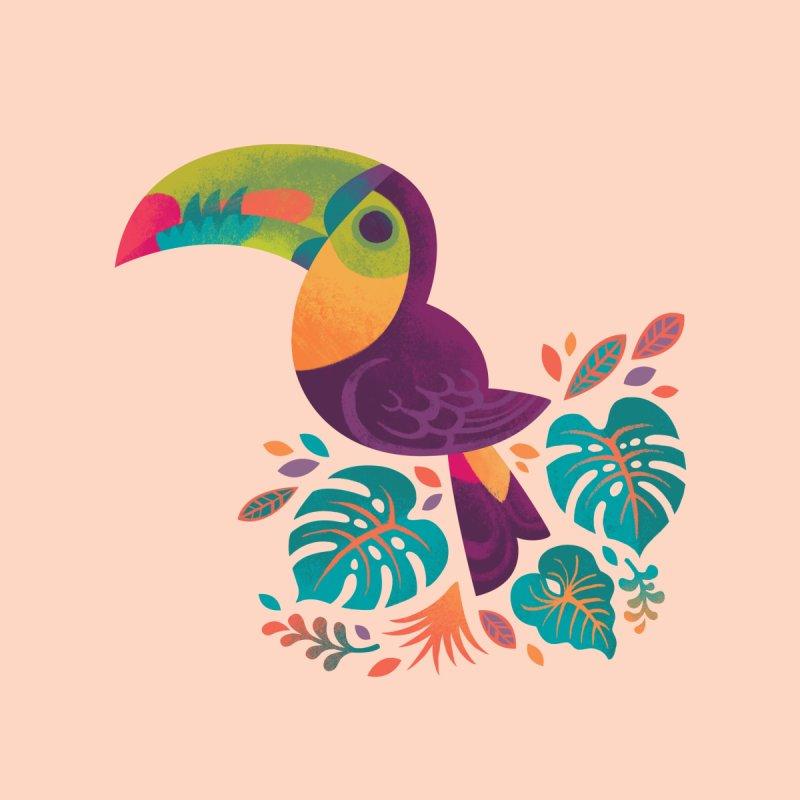 Tropical Toucan 2 by Waynem