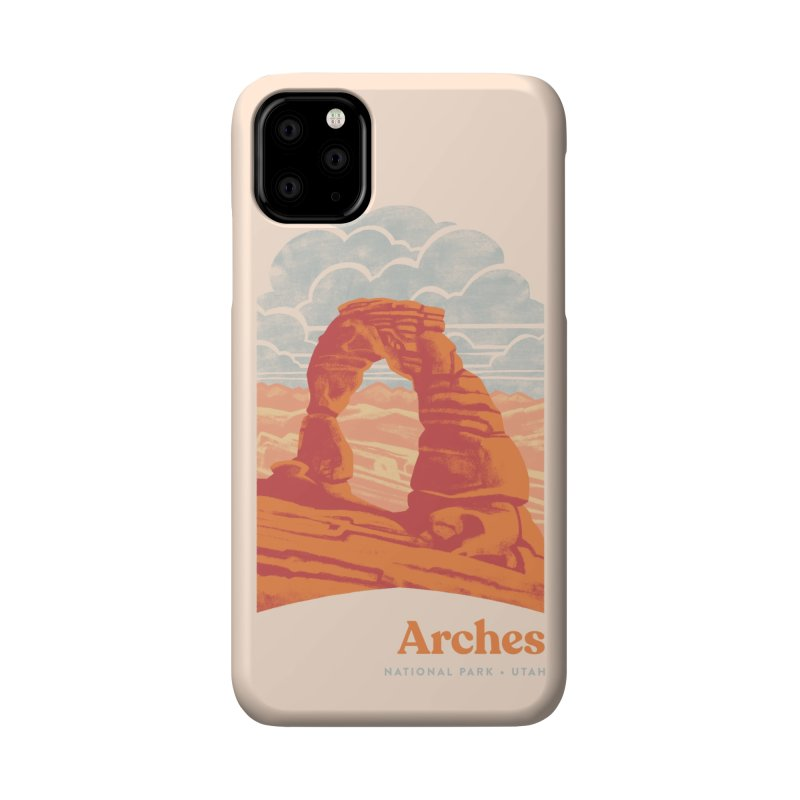 Arches National Park Accessories Phone Case by Waynem