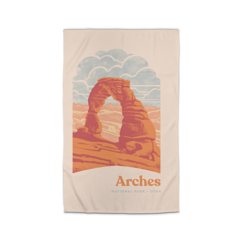 Arches National Park Home Rug by Waynem