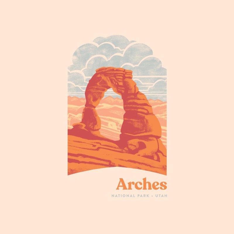 Arches National Park by Waynem
