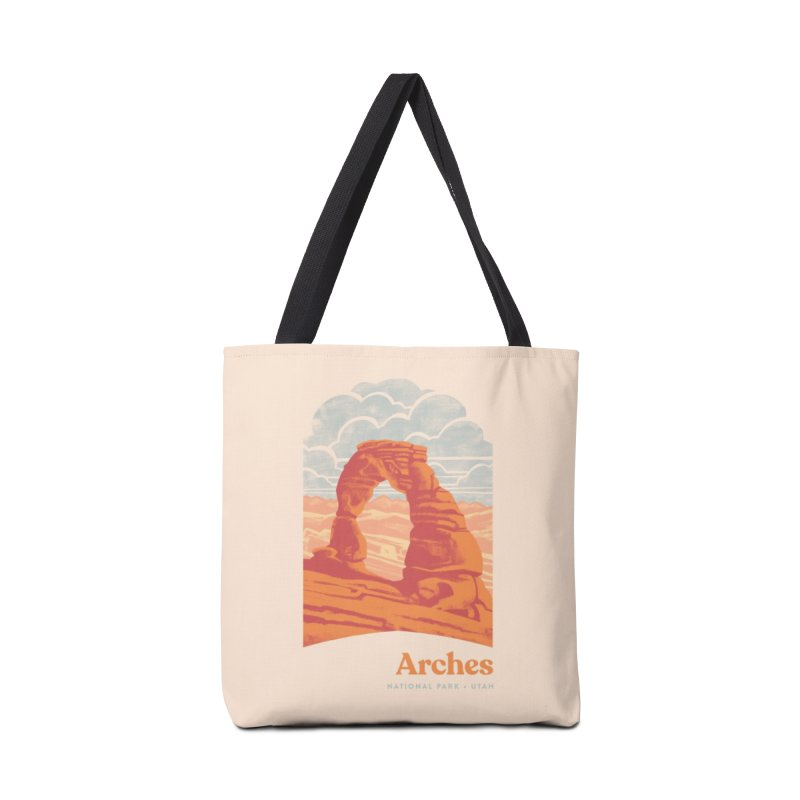 Arches National Park Accessories Tote Bag Bag by Waynem