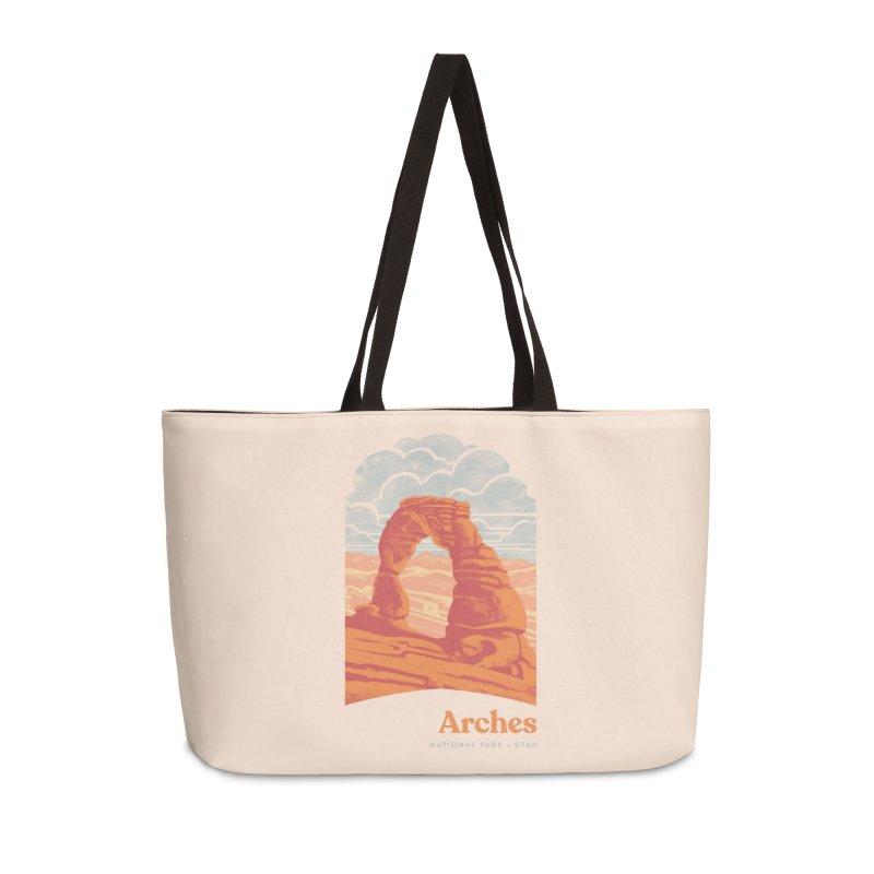 Arches National Park Accessories Weekender Bag Bag by Waynem