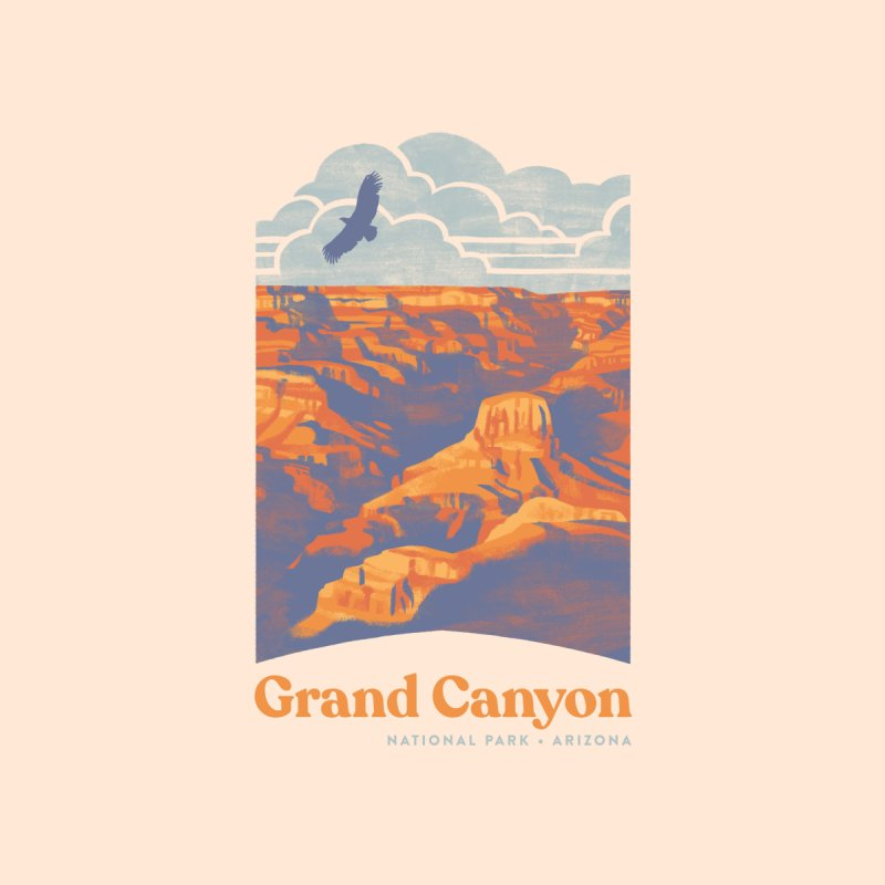 Grand Canyon Home Rug by Waynem