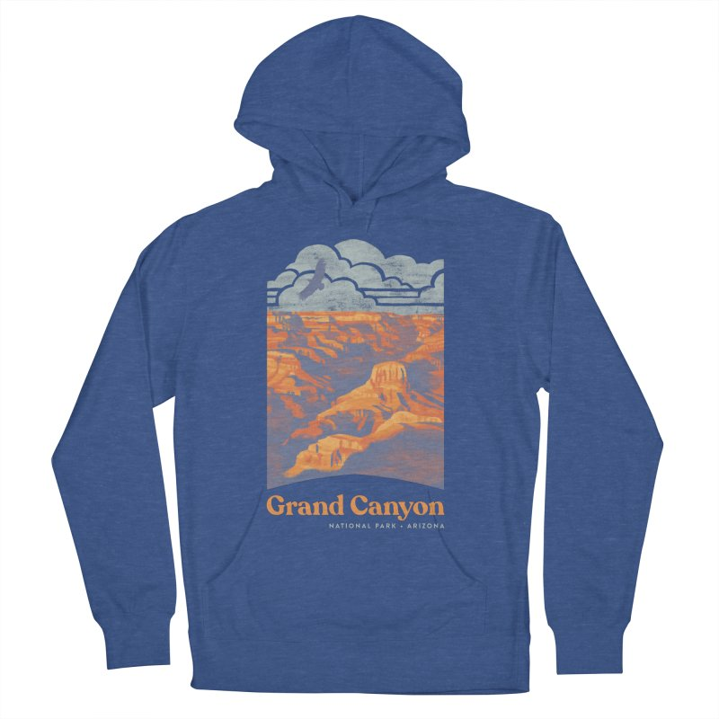 Grand Canyon Women's French Terry Pullover Hoody by Waynem