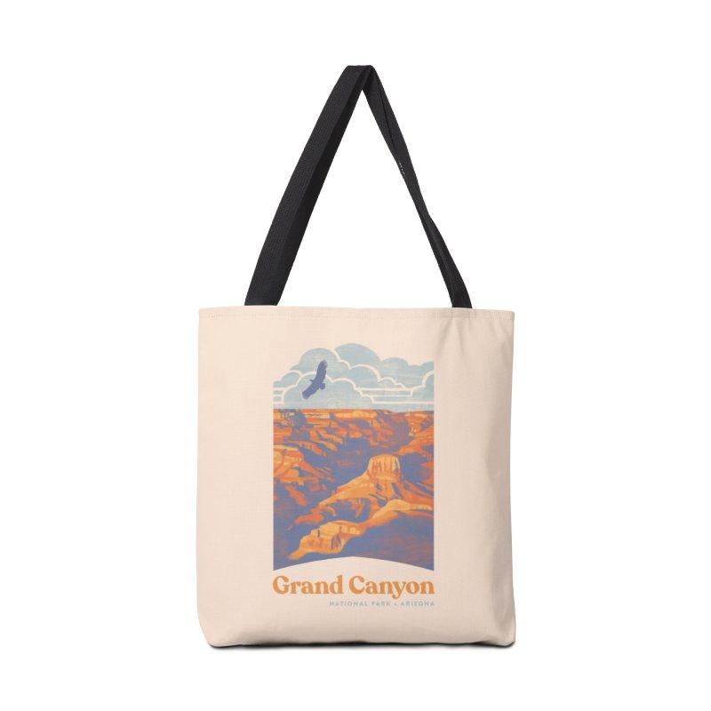 Grand Canyon Accessories Tote Bag Bag by Waynem