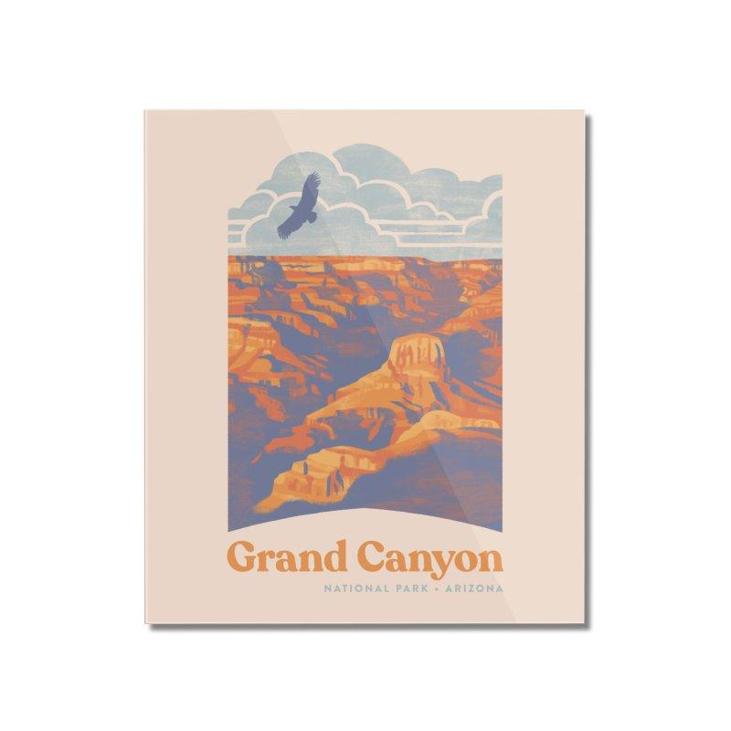 Grand Canyon Home Mounted Acrylic Print by Waynem
